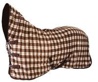 Флисовые Попона флис с капором Horse Comfort