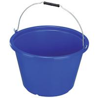 Для конюшни Ведро Plastica Panaro синее 18 л