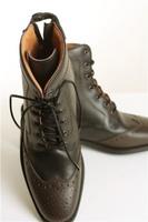 Ботинки Ботинки Конный Двор Elegant шнурки/молния