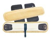 Мех и гели под седло Чехол на подпругу Mattes 55-65 см