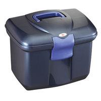 Для конюшни Ящик для щеток Plastica Panaro синий