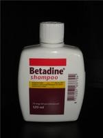 Ветеринария Шампунь Betadine 120мл