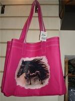 Сумки Пляжная сумка Peli розовая
