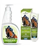 За суставами и сухожилиями Крем ALEZAN для суставов