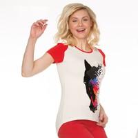 Рубашки и футболки Футболка женская ELT AVARA