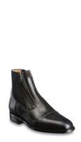 Ботинки Ботинки TUCCI EZ кожа  две молнии/резинка