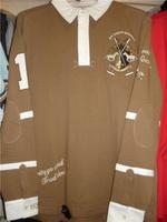 Рубашки и футболки Рубашка мужская регби HV Polo Almedo