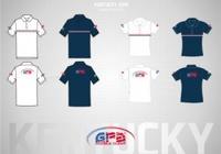 Рубашки и футболки Рубашка мужская GPA KENTUCKY поло
