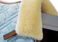 Мех и гели под седло Мех под седло Eskadron овчина натуральная