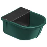 Для конюшни Автопоилка Plastica Panaro зеленая