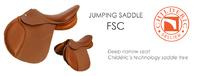 Седло конкурное  Luc Childeric FSP 18 размер