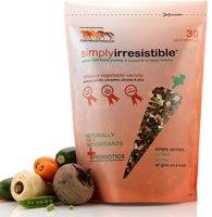 Натуральный витаминный микс из овощей с добавлением антиоксидантов и пробиотиков