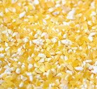 Российские корма Кукуруза дроблёная 45 кг