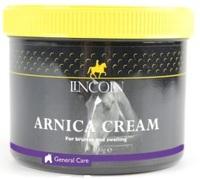 За суставами и сухожилиями Крем с арникой Lincoln Arnica Cream 400g