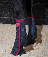 Ветеринария Ногавки магнитные Equilibrium синие, красный кант