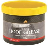 Ветеринария Мазь для копыт Lincoln Black Hoof Grease 400g