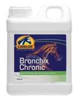 Дыхательная система Подкормка для облегчения дыхания Cavalor Bronchix Chronic  1л