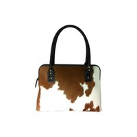 Конное поло Сумка Pampeano Hand Bag Cowhide из шкуры телёнка