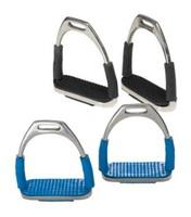 Сбор к седлу Стремена Horse Comfort SAFETY безопасные, сталь
